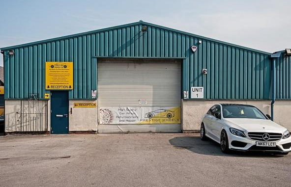 Industrial Park to rent