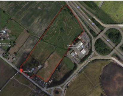 Land for sale in Westhoughton